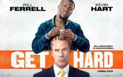 Get Hard med Will Ferrell