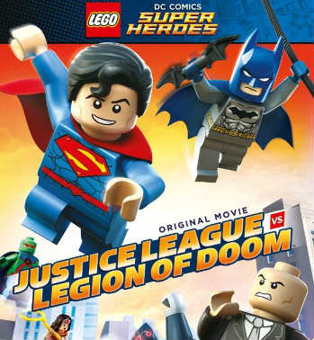 LEGO Justice League vs The Legion of Doom