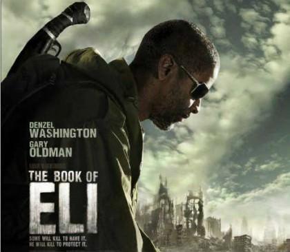 The Book of Eli med Denzel Washington