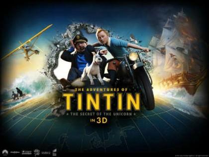 Tintin – Enhjørningens Hemmelighed på Netflix