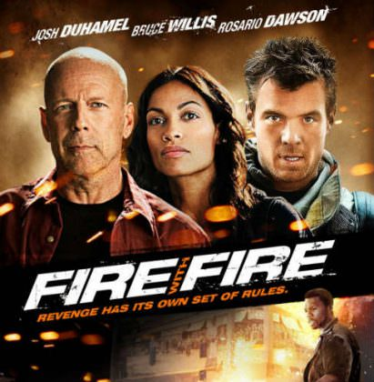 Fire With Fire med Bruce Willis