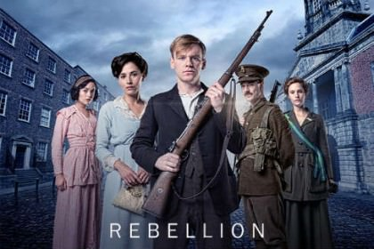 Seriepremiere: Rebellion på Netflix
