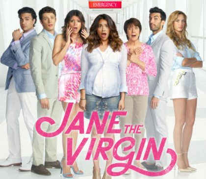 Jane The Virgin sæson 2 på Netflix