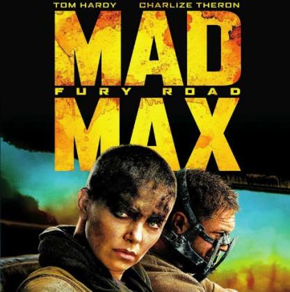 Mad Max: Fury Road på Netflix