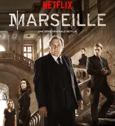 Marseille sæson 1 på Netflix