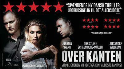 Over Kanten – Dansk thriller på Netflix