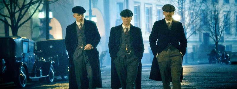 Peaky Blinders sæson 2 kan nu ses på Netflix