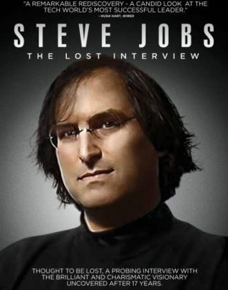 Steve Jobs: The Lost Interview på Netflix