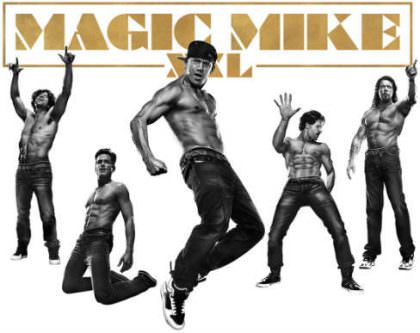 Magic Mike XXL på Netflix