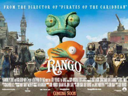 Rango – Western for hele familien