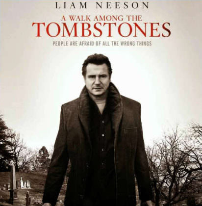 A Walk Among the Tombstones (Begravet i fortiden)