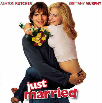 Just Married med Ashton Kutcher