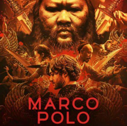 Marco Polo sæson 2 nu på Netflix