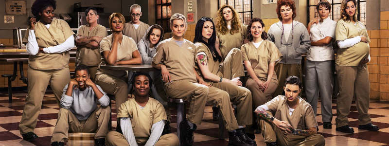 Orange Is The New Black sæson 4 kan nu ses på Netflix
