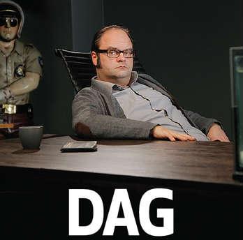 DAG – sæson 4 kan nu ses på Netflix