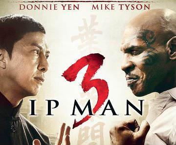 Ip Man 3 på Netflix