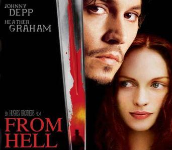 From Hell med Johnny Depp
