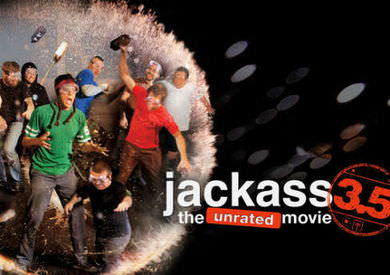 Jackass 3.5 – The Unrated Movie