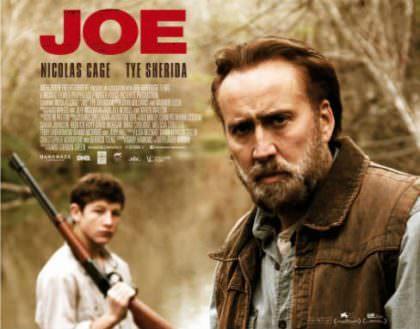 Joe med Nicolas Cage