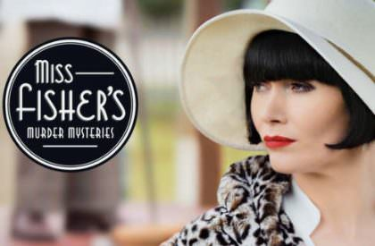 Miss Fisher's Murder Mysteries sæson 3