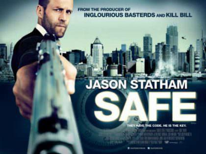 Safe med Jason Statham