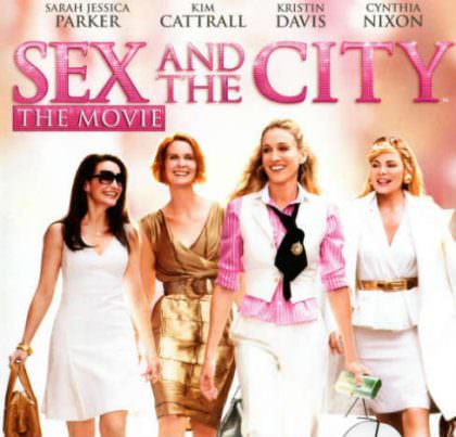 Sex and the City -The Movie