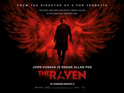The Raven med John Cusack