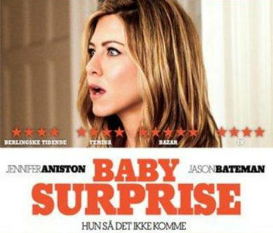 Baby Surprise (The Switch) med Jennifer Aniston