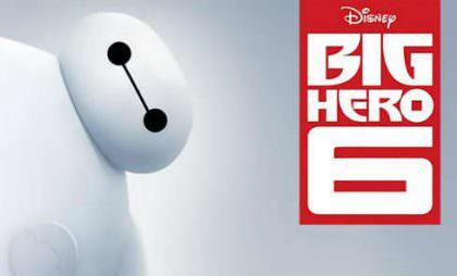 Big Hero 6 på Netflix