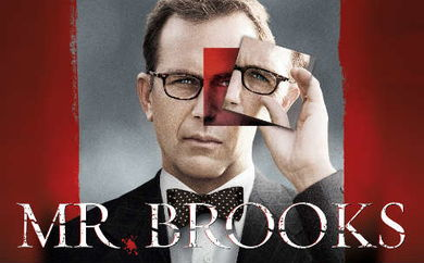 Mr. Brooks med Kevin Costner & Demi Moore
