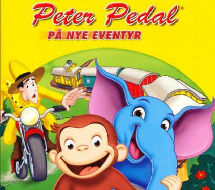 Peter Pedal 2: På nye eventyr