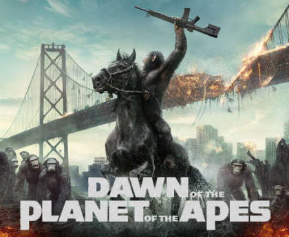 Abernes Planet: Revolutionen på Netflix