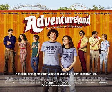 Adventureland på Netflix