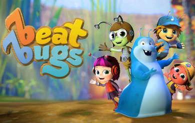 Beat Bugs – underholdning for hele familien på Netflix