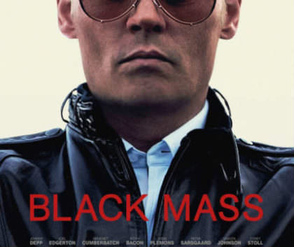 Black Mass med Johnny Depp