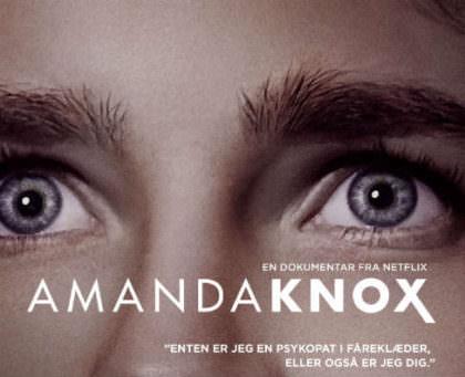 Netflix-dokumentar: Amanda Knox