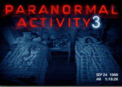Paranormal Activity 3 på Netflix