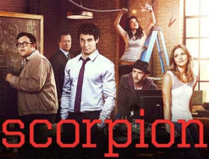 Seriepremiere: Scorpion på Netflix