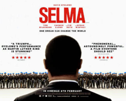 Selma – begivenhederne der ændrede USA for altid