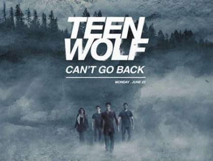 Teen Wolf sæson 5 på Netflix