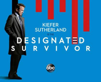 Designated Survivor sæson 1 på Netflix