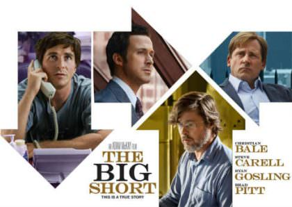 The Big Short på Netflix