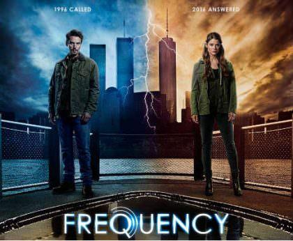 Seriepremiere: Frequency på Netflix