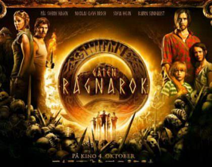 Den norske eventyrfilm Ragnarok på Netflix