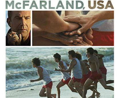 McFarland, USA med Kevin Costner