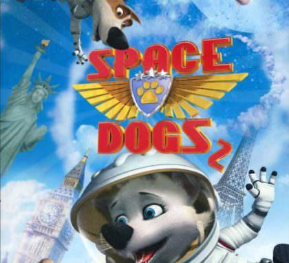 Space Dogs 2 på Netflix