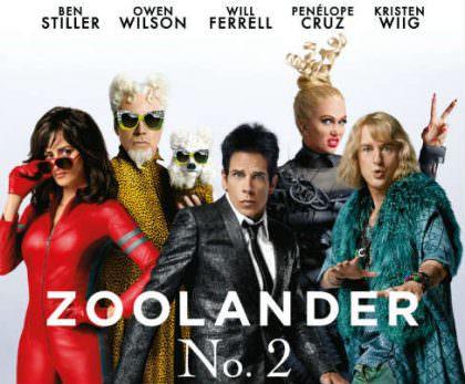 Zoolander 2 på Netflix Canada