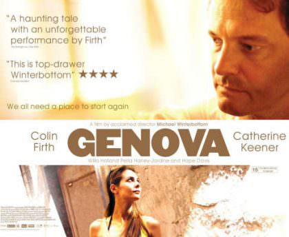 Genova (Den Italienske Sommer) på Netflix