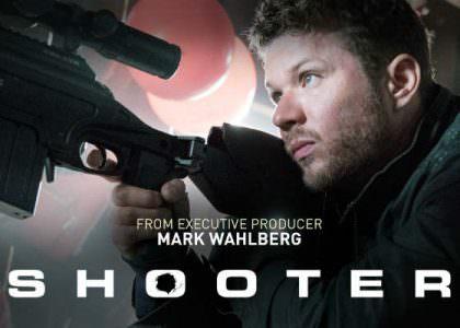 Seriepremiere: Shooter på Netflix