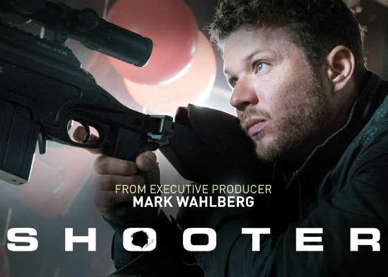 Seriepremiere: Shooter på Netflix Ryan Phillippe Netflix